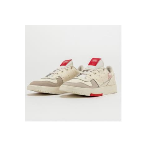 adidas Originals Supercourt 2 cwhite / cwhite / vivred