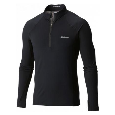 Columbia MIDWEIGHT LS HZ M černá - Pánské funkční triko