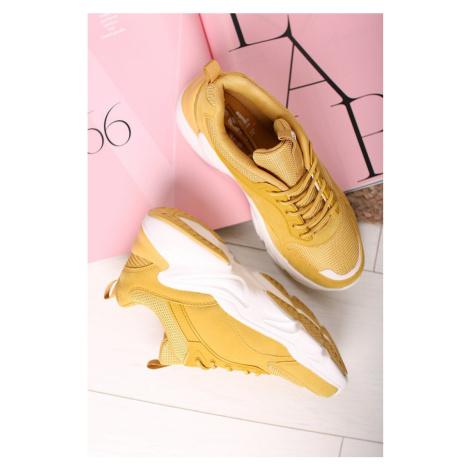 Žluté tenisky 49910 Xti