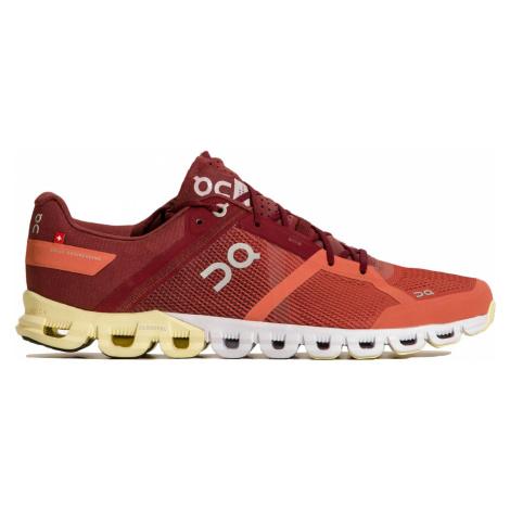 Běžecké boty On Running CLOUDFLOW 2020 MAN červená|oranžová