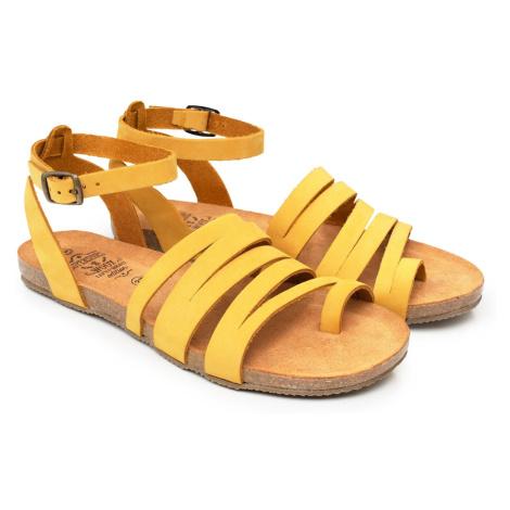 Dámské sandále WOOX Aesta Lutea