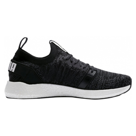 Pánská rekreační obuv PUMA-NRGY Neko Engineer Knit Puma black / iron Černá