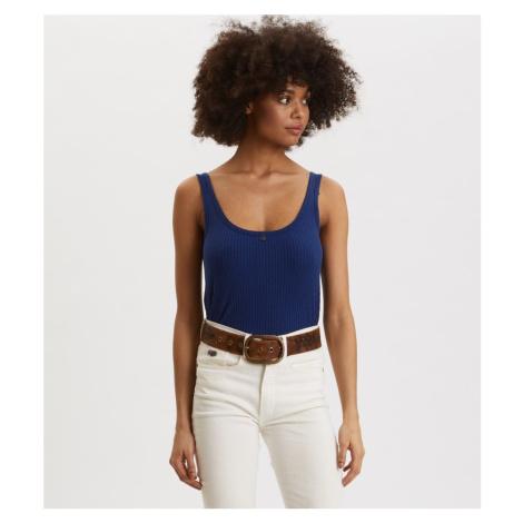 Tričko Odd Molly Exquisite Tank - Modrá