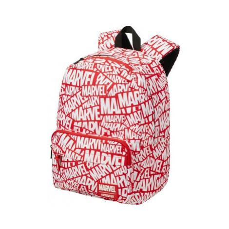 AT Dětský batoh Urban Groove Disney Marvel Logo, 30 x 17 x 40 (127884-8363) American Tourister