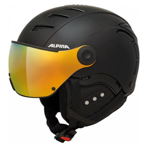 Alpina Jump 2.0. HM bílá