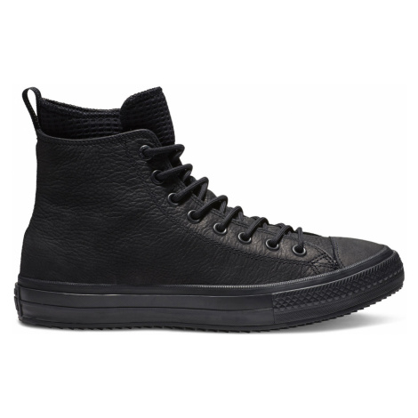 Converse Chuck Taylor All Star Waterproof Leather High Top Boot černé 162409C