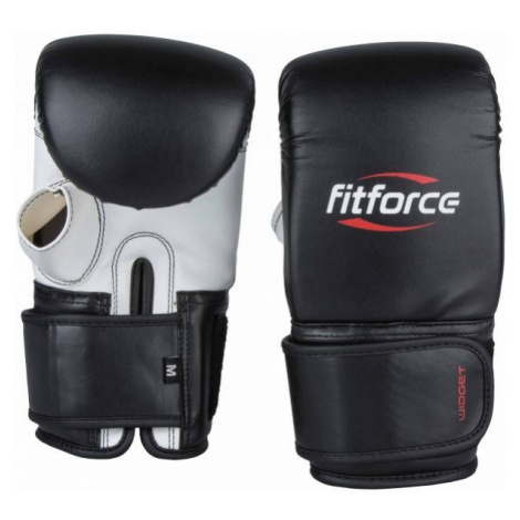 Fitforce WIDGET černá - Boxerské rukavice
