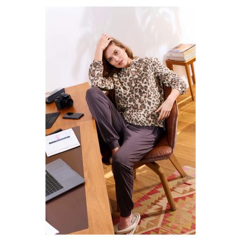 Volné teplákové kalhoty Orsay