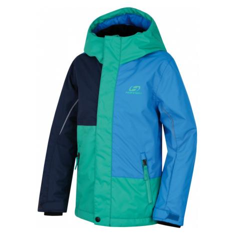 HANNAH Matheo JR Dětská lyžařská bunda 217HH0098HJ04 Blarney/dresden blue