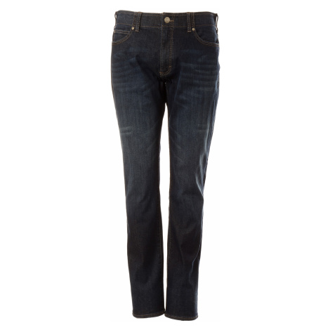 Lee jeans Straight Fit Trip pánské tmavě modré