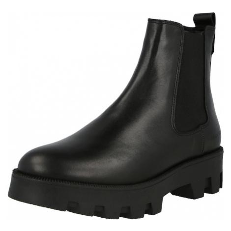 Marc O'Polo Chelsea boty 'Pilar 10A' černá