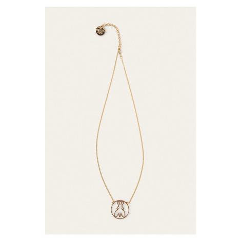 Nahrdelník zlaté barvy - PATRIZIA PEPE | Collana