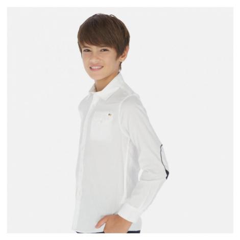 Chlapecká košile Mayoral 6157 | smetanová
