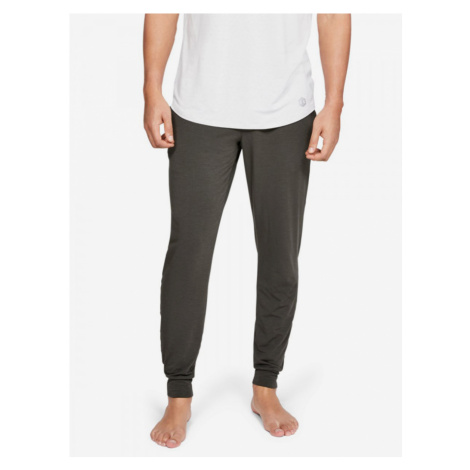 Kalhoty na spaní Under Armour Hnědá