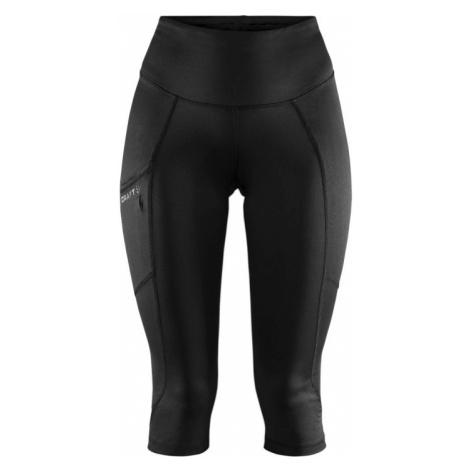 Dámské 3/4 kalhoty CRAFT ADV Essence černá