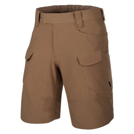 Kraťasy OTS® VersaStrech® Lite Helikon-Tex® – Mud Brown
