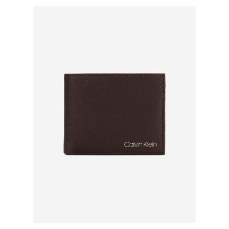 Bifold 5CC Small Peněženka Calvin Klein Hnědá