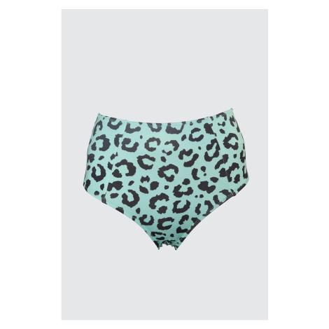 Bikini bottom Trendyol Patterned