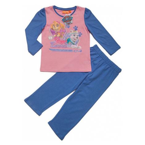 Tlapková patrola modré pyžamo pro holky