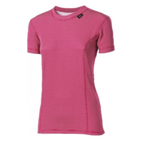 Progress MS NKRZ růžová - Dámské funkční tričko