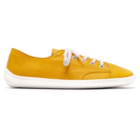 Barefoot tenisky Be Lenka Prime - Mustard 46