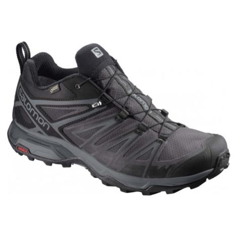 Salomon X ULTRA 3 GTX černá - Pánská hikingová obuv