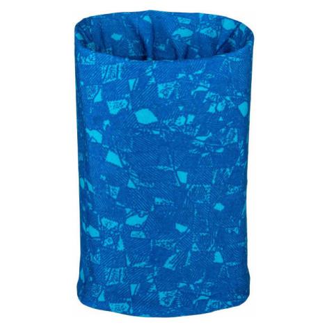 Lewro ZIKIRO modrá - Dětský multifunkční šátek