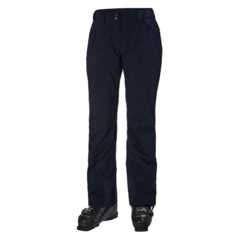 Helly Hansen LEGENDARY INSULATED PANT W tmavě modrá - Dámské lyžařské kalhoty