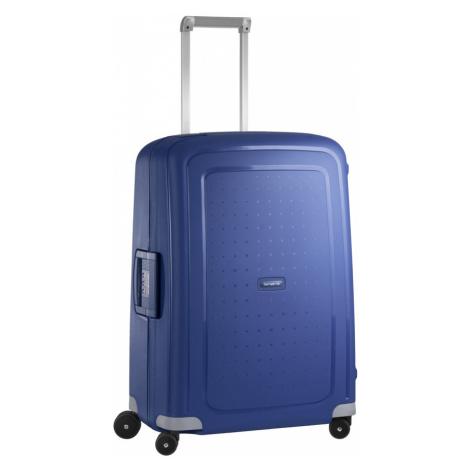 Samsonite Cestovní kufr S'Cure Spinner 10U 70 l - modrá