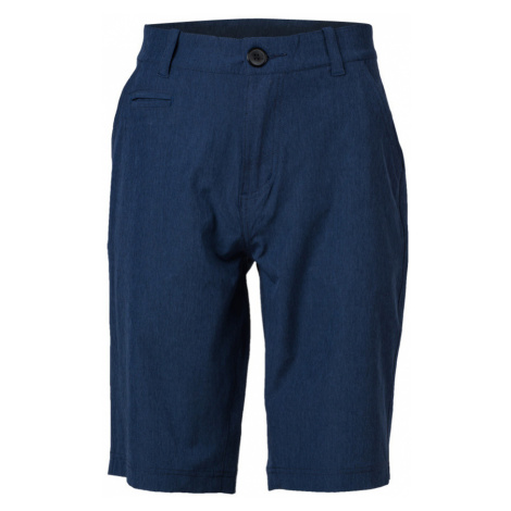 NORTHFINDER CULLEN Pánské šortky BE-3198SP298 tmavě modrá