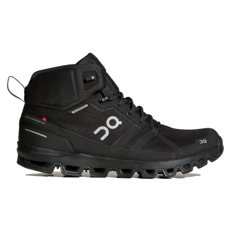Trekové boty On Running CLOUDROCK WATERPROOF MAN černá