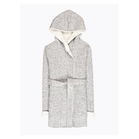 GATE Kabát s plyšovou podšívkou s kapucí