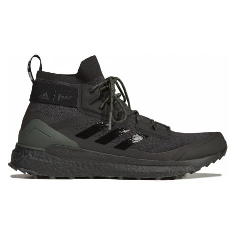 Boty Adidas x Parley TERREX FREE HIKER  šedá černá