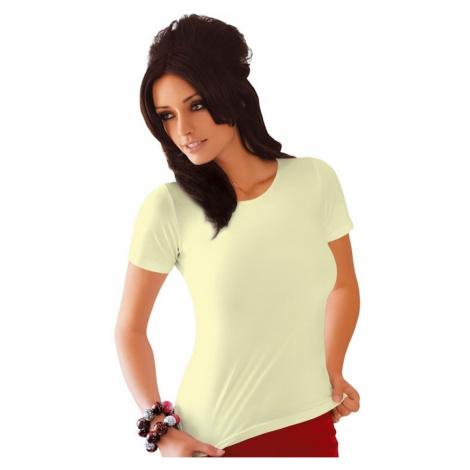 Dámské tričko Carla plus cream Babell