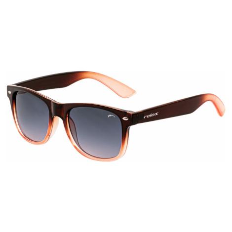 Sluneční brýle Relax CHAU - hnědá