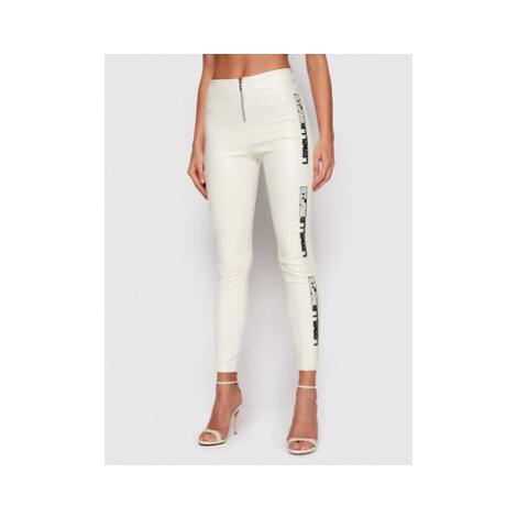 Kalhoty z imitace kůže LaBellaMafia
