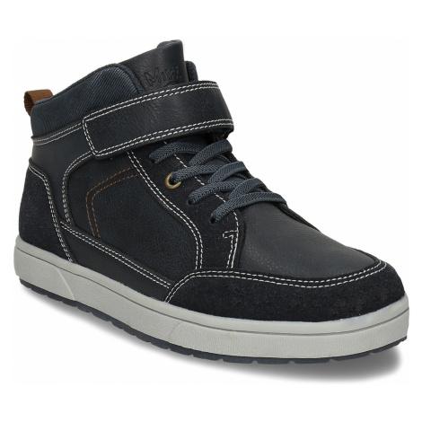 Dětská kotníková obuv černá Baťa