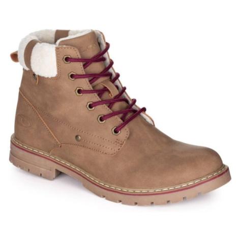 Loap BALERA hnědá - Dámská zimní obuv