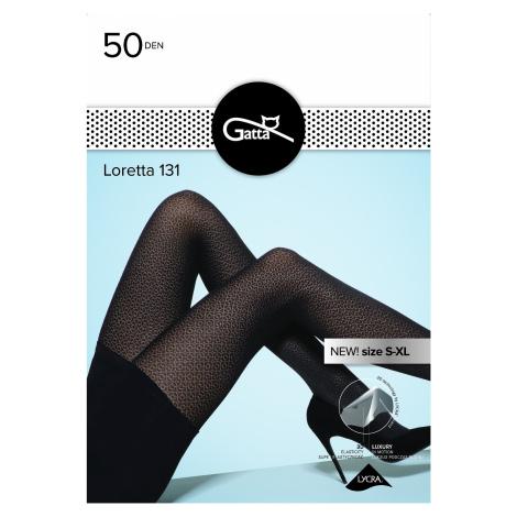 Dámské punčochové kalhoty Gatta Loretta wz.131 50 den 5XL