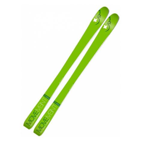 Movement lyže Apple 86, zelená