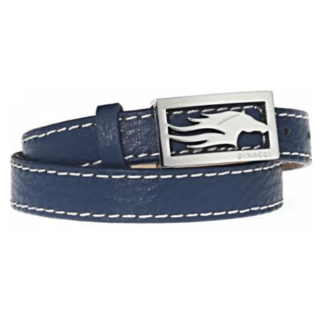 Náramek DIMACCINI DIMACCI, jeans blue