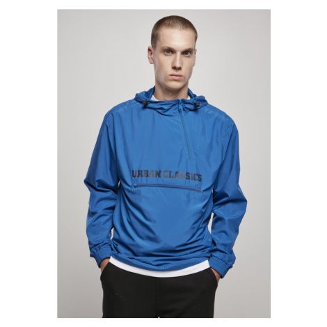 Commuter Pull Over Jacket - sporty blue Urban Classics