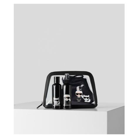 Rouška Karl Lagerfeld Protect Ikonik Set
