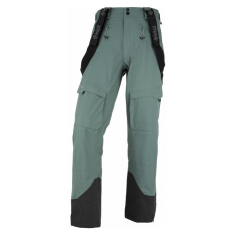 KILPI Pánské technické kalhoty LAZZARO-M JM0126KIKHK Khaki