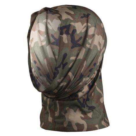 Multifunkční šátek HEADGEAR Mil-Tec® - woodland Mil-Tec(Sturm Handels)