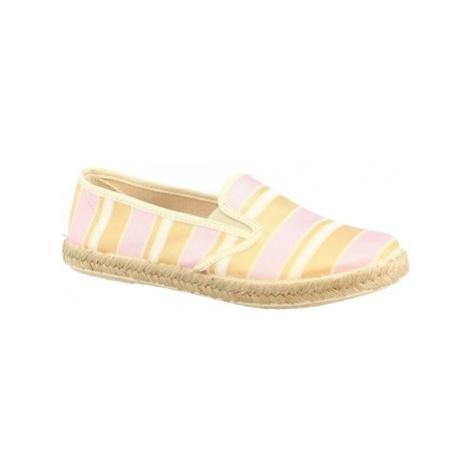 Leonardo Shoes 5012 BANAEIRA ROSA Růžová
