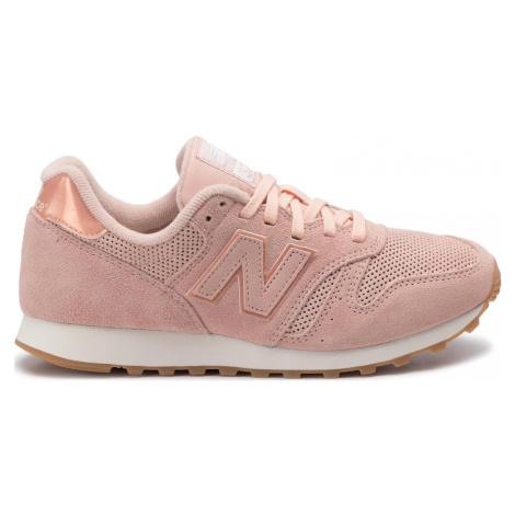 Dámská obuv New Balance WL373WNH Růžová / Bílá