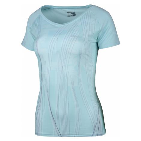 Women´s T-shirt Turny L sv. turquoise Husky