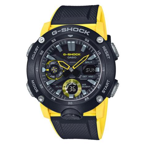 Casio G-Shock Carbon Core Guard GA-2000-1A9ER (633)