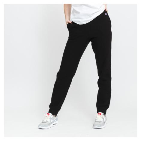 Champion Rib Cuff Pants černé